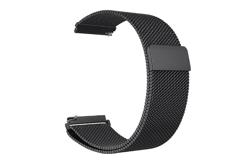 Huawei Gt2 Watch 46mm Mýknatýslý Metal Kayýþ Kordon Milanese Kordon
