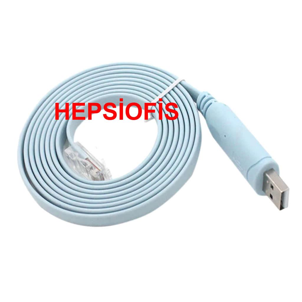 Hepsiofis Cisco Usb Konsol Kablosu Usb Konsol Kablosu