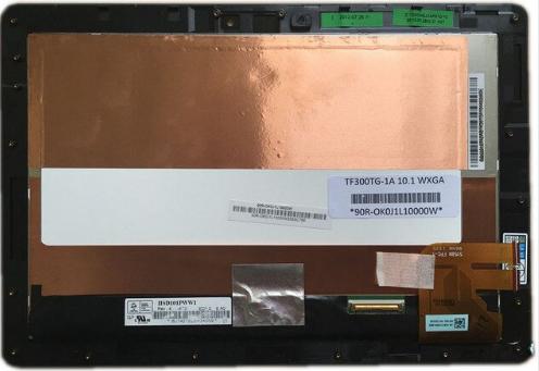 Asus TF300 5158N FPC-1 10.1 Dokunmatik Ekran full ( full ürün )