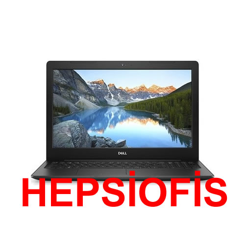 Dell Inspiron 3580 I7-8565u 32gb 1tb+256gb Ssd Radeon M520 Win10 Bilgisayar