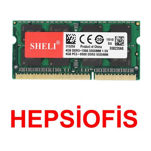MACBOOK A1342 4GB RAM TEK MODÜL