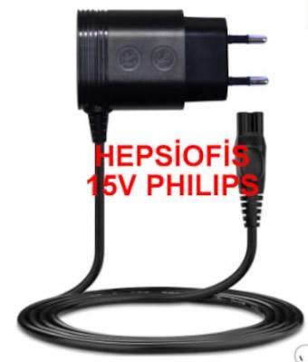 Philips UYUMLU 15V 5.4W þarj cihazýHQ568 HQ7740 HQ7141 mg3570 þarj cihazý
