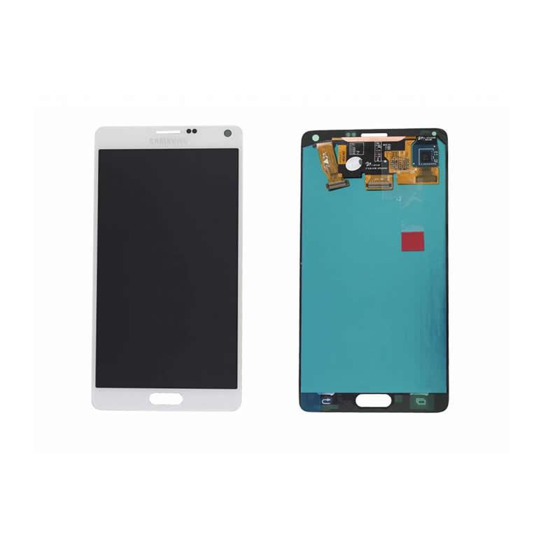 Samsung N910f Note 4 Lcd Ekran Oled Beyaz