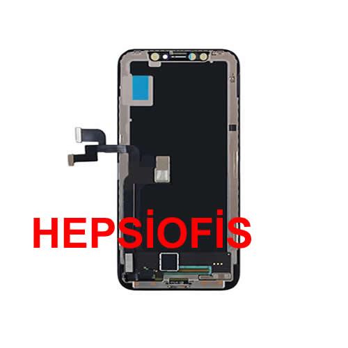 Apple Iphone X Lcd Ekran Dokunmatik Siyah Gx