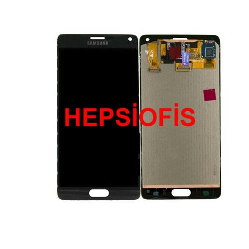 Samsung N910 Note 4 Siyah Lcd Ekran