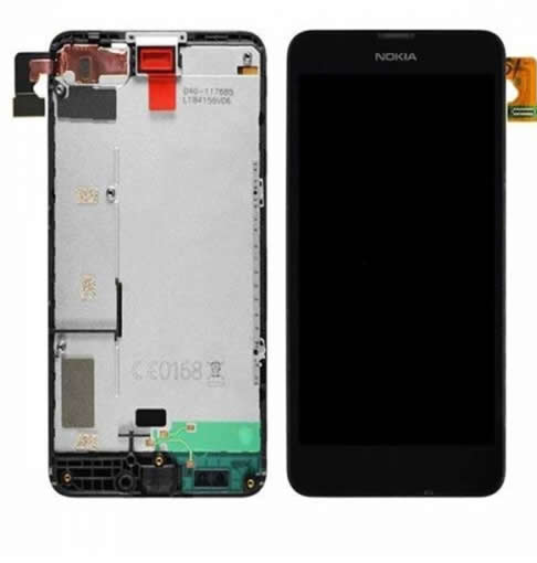 Nokia Lumia 630 Lcd Full Çýtalý Ekran