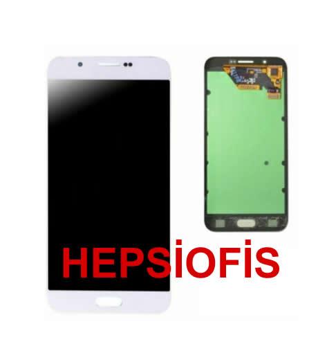 Hepisofis Samsung Oled Samsung Galaxy A8 A800f Oled Display White Ekran