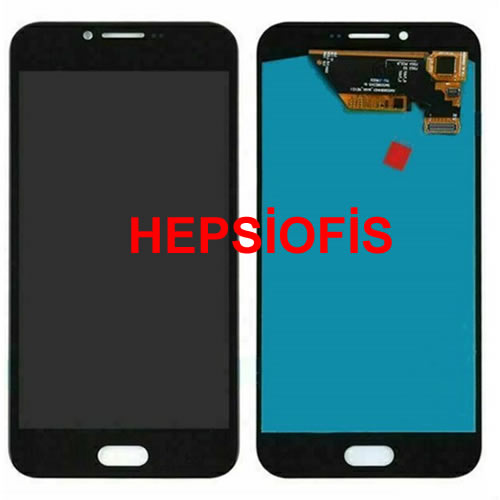 Samsung Galaxy A8 Lcd Ekran A810 Lcd Ekran Siyah Ekran