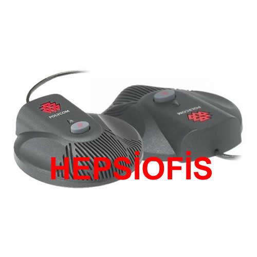 POLYCOM MÝKROFON SS2W EX-MÝX 2200-07840-101 2 li mikrofon