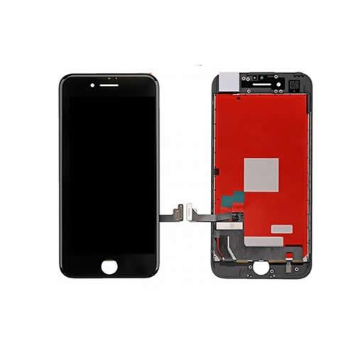 OEM Iphone 7 Çýtalý Siyah Lcd Ekran AAA Kalite