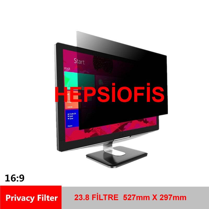 Hepsiofis 23.8W9 Ekran Gizlilik Filtresi
