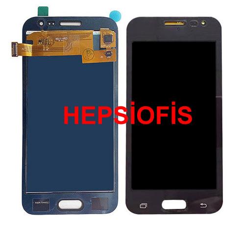 Samsung Galaxy J2 2016-j210f Siyah Ekran A Kalite Lcd Ekran TFT