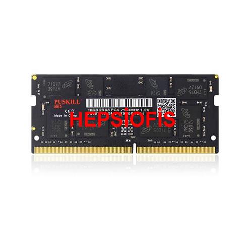 8GB 2133MHZ NOTEBOOK RAM 2 YIL GARANTI