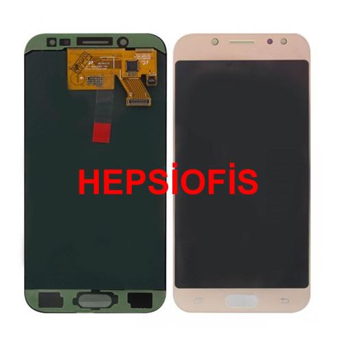 Samsung Galaxy J5 2017 Lcd Ekran Altýn Renk j530 Lcd Ekran Sýfýr Ürün
