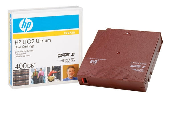 HP C7972A Ultrium 400GB Data Kartuþ(LTO2) ( ADINIZA FATURALI ÜRÜN )