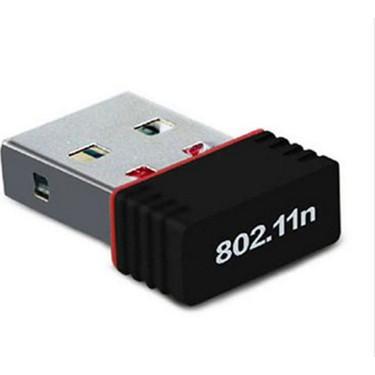MÝNÝ USB WÝFÝ ADAPTÖR MÝNÝ USB KABLOSUZ WÝFÝ ADAPTÖR 150 MBPS