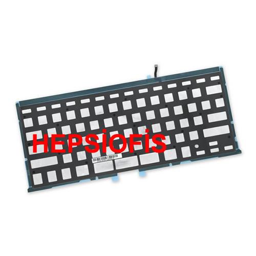 Macbook Pro A1502 Keyboard Backlight A1502 Klavye Aydýnlatma Ped