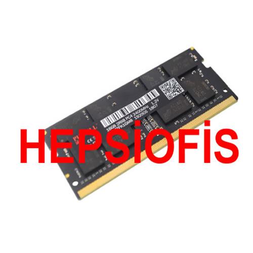 16GB DDR4L 2133MHz 1.20V Notebook Ram 2 YIL GARANTÝ