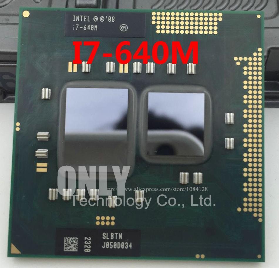 Intel I7 640M Islemci Sýfýr Ürün