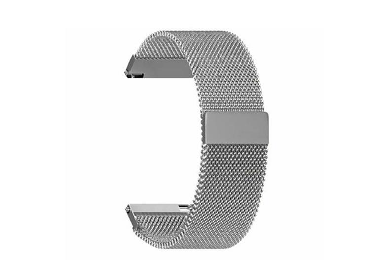 hepsiofis Huawei Watch2 Milanese Mýknatýslý Metal Kordon Gümüþ Silver