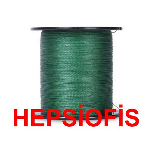hepsiofis 0.23mm Ip Misina 4 Örgü 500 Metre Lüfer Çinekop Palamut Istavrit Avý Ip Misina 6kg Çeker