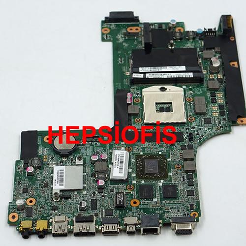 HP Envy17 Anakart DA0SP9MB8D0 VER-D ANAKART 630793-001