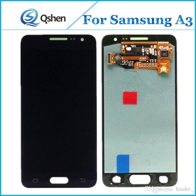Samsung Galaxy UYUMLU A3 A300 Lcd Ekran Dokunmatik Siyah ( SIFIR ÜRÜN- )
