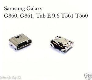Samsung Galaxy g360  g361 Orijinal Þarj Soketi  SIFIR ÜRÜN