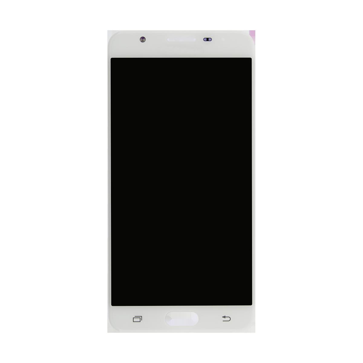 Samsung Galaxy J7 Prime Lcd Ekran Dokunmatik Beyaz J7 PRIME UYUML ( SIFIR ÜRÜN -%100 UYUMLU )