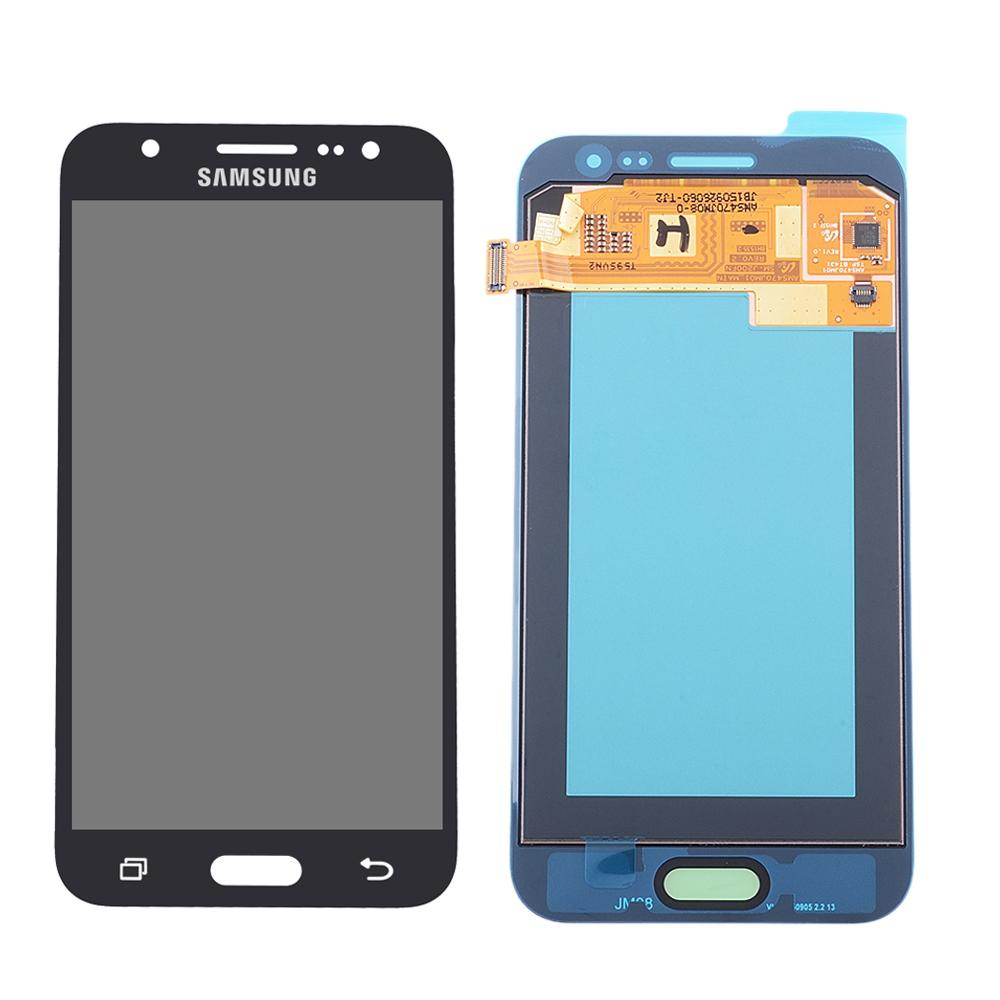 SAMSUNG J2 J200 LCD EKRAN SÝYAH ( %100 UYUMLU )