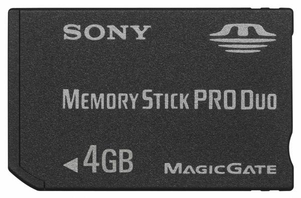 Sony PSP 4 GB Memory Stick Pro Duo Hafýza Kartý Orjinal Ürün ( PS )