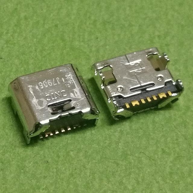 Samsung Galaxy Tab4 T110 T111 T113 T116 Þarj Soketi ( samsung T110-113 )